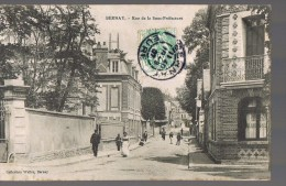 BERNAY . Rue De La Sous - Préfecture . - Bernay