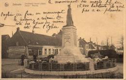 Belgique  SELZAETE  Place Du Marché  Statue - Eeklo