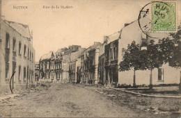 Belgique  BATTICE  Rue De La Station - Herve