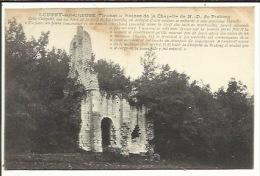 CPA ( Leugny Sur Creuse , Ruines De La Chapelle De Prélong ) - France