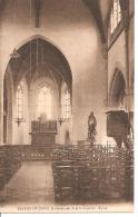2015-95 Weerde - Binnenzicht Kerk - Zemst