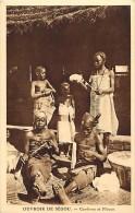 Ref E165 - Afrique -mali - (anciennement Soudan)- Ouvroir De Segou - Gardeuse Et Fileuse De Laine  -carte Bon Etat  - - Mali