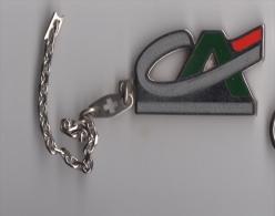 Porte Clef Crédit Agricole - Key-rings