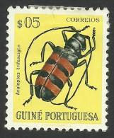 Portuguese Guinea, 5 C. 1953, Sc # 281, Mi # 281, MH - Portuguese Guinea