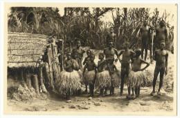 C. Zagourski - L´AFRIQUE QUI DISPARAIT ! Nº 125 - Fête De Circonscision. Original Old Real Photo Postcard. - Africa