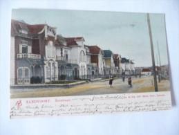 1 X  Alte AK  Zandvoort 1904  Niederlande  Sammlungsauflösung - Zandvoort