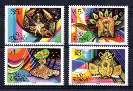 St Vincent - 1984 - Carnival Costumes - MNH - St.Vincent (1979-...)
