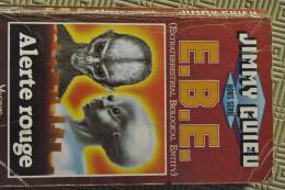 E. B. E. Extraterrestrial Biological Entity  Alerte Rouge Jimmy GUIEU VAUGIRARD 1992  HS 1 - Vaugirard