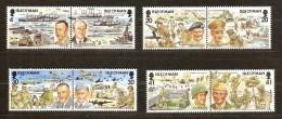Île De Man 1994 Yvertn° 629-36 *** MNH Cote 11 Euro - Isola Di Man