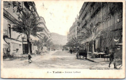 83 TOULON - Un Coin De L'avenue Colbert - Toulon