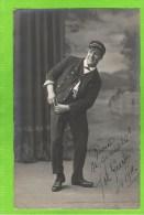 Joe Geerts, Artiest in De Hippodroom, revue: �Ah, ge weet het!�  1903-1958 Autographe