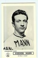 Jozef SCHILS . 2 Scans. Poeder Mann - Cycling