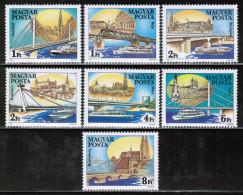 HU 1985 MI 3733-39 - Unused Stamps
