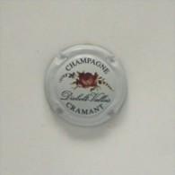 Plaque De Muselet Ou Capsule De Champagne Diebolt Vallois Cramant - Champagne