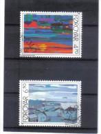 BIN660  FÄRÖER INSELN  1987  Michl  160/61   Used / Gestempelt - Färöer Inseln