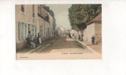 LA SUZE Rue Des Courtils (carte Animée) - La Suze Sur Sarthe