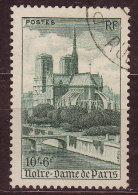 FRANCE - 1947 - YT  N° 776  -oblitéré - ND Paris - France