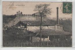 42  33  1 Plassac  Les Fours à Chaux - France