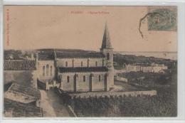 43  33  Plassac  L'église Saint Pierre - France