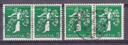 W7, W9, Michel = 22 € (X14245) - Zusammendrucke