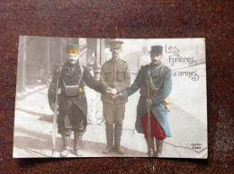 JK 9329 - Les Frères D'Armes - 1915 - Weltkrieg 1914-18
