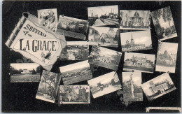 27 LA GRACE - Un Souvenir - Frankreich