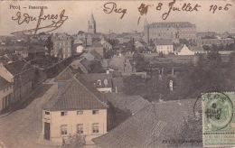 Pecq 15: Panorama 1906 - Pecq