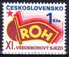 ** Tchécoslovaquie 1987 Mi 2907 (Yv 2719), (MNH) - Czechoslovakia