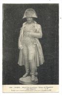 Cp, Sculptures, Statue De Napoléon - Par Seurre - Sculpturen
