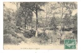 Cp, 89, La Cure Au Moulin De Lingoult, Voyagée - Non Classificati