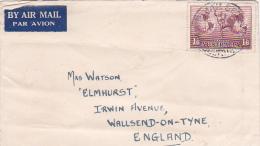Australia 1926 Airmail Cover Sent To England - Australia