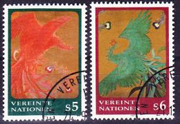 UN Wien Vienna Vienne - Dauerserie/time Series/Les Séries Chronologiques 1997 - Gest. Used Obl. - Usati