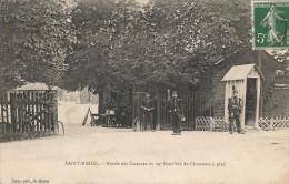 CPA Saint-Mihiel - Entrée Des Casernes Du 29e Bataillon De Chasseurs à Pied - Saint Mihiel