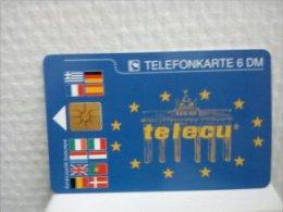 Telecu 6DM (Mint,Neuve) Rare - Germany