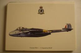 VENOM  FB 4   RAF - 1946-....: Moderne