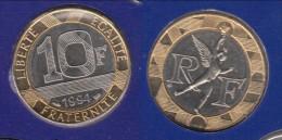 **** FDC 10 FRANCS 1994 ABEILLE GENIE DE LA BASTILLE - NEUVE SOUS BLISTER - COTE: 80 EUROS ***** EN ACHAT IMMEDIAT !!! - K. 10 Francs