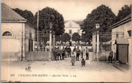 51 CHALONS SUR MARNE - Quartier Tirlet - Châlons-sur-Marne