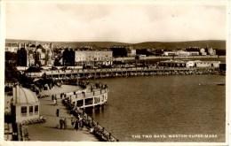 AVON - WESTON SUPER MARE - THE TWO BAYS RP  Av73 - Weston-Super-Mare