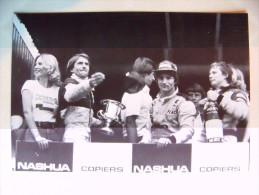 Photos De Presse SYGMA - Laffite, Arnoux, Pironi - Reproductions