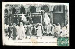 BTEAFR Algérie Voyage Du Président Loubet En Algérie Arabes Faisant Des Processions Pour Que Mr Loubet Obtienne.... - Algeria
