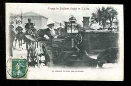 BTEAFR Algérie Voyage Du Président Loubet En Algérie Le Président En Route Pour Le Kreider - Algeria