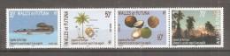 Serie Nº 605/8  Wallis Et Futuna - Wallis Y Futuna