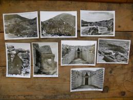 CP Lot De 8 Cartes Postales GRECE - Mycènes, Mycénae - Griechenland