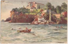 Funchal - Reid's Palace Hotel - Madeira. Ilustrador. Ilustração. Illustration. Illustrator. Illustrateur. - Madeira