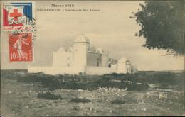 MAROC 1912 - SIDI-MAKHOUK - Tombeau De Bou Amama ( Beaux Timbres Année 1913) - Autres