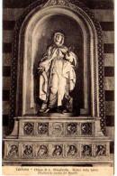 ITALIE -  Art  - Religion  - CORTONA - Chiesa Di S Margherita - Stattue Ste Marguerite - Italien