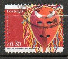 PORTUGAL  Masque De Carnaval 2005  N°2863 - 1910-... République