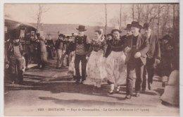 L100B.317 - Bretagne - Pays De Cornouailles - La Gavotte D'Honneur ( 1ere Figure ) - Danses