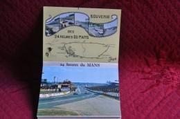 CARNET 10 CARTES - SOUVENIRS DES 24 HEURES DU MANS - Le Mans