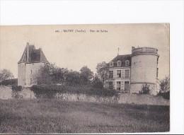 Carte 1920 MAYET / FORT DE SALLES - Mayet